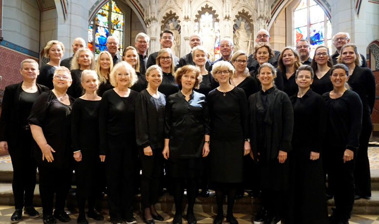 The Chorus Pictor Choir on tour in Potsdam, Wittenberg and Berlin - May 2019