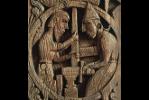 Icelandic wood carving