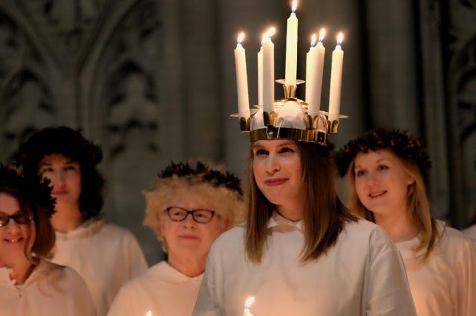 The London Nordic Choir in York Minster